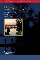 Water Law - Concepts and Insights (Paperback)