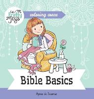 Bible Basic Coloring Craze: Journaling Collection - Pretty Joys 1 (Hardback)