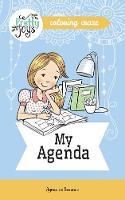 My Agenda Coloring Craze: Journaling Collection - Pretty Joys 1 (Paperback)