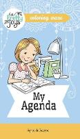 My Agenda Coloring Craze: Journaling Collection - Pretty Joys 1 (Hardback)