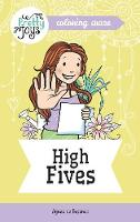 High Fives Coloring Craze: Journaling Collection - Pretty Joys 6 (Paperback)