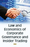 Law & Economics of Corporate Governance & Insider Trading (Hardback)