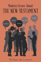 Modern Errors about the New Testament (Paperback)