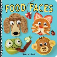 Food Faces (Board book)