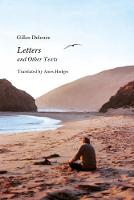 Letters and Other Texts - Semiotext(e) / Foreign Agents (Paperback)