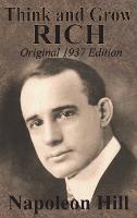 Think and Grow Rich Original 1937 Edition (Hardback)
