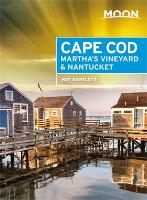 Moon Cape Cod, Martha's Vineyard & Nantucket (Fifth Edition) (Paperback)