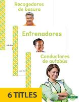 Trabajos en mi comunidad (My Community: Jobs) (Set of 6) (Paperback)