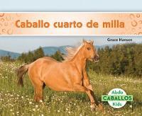 Caballo cuarto de milla (Quarter Horses) (Paperback)