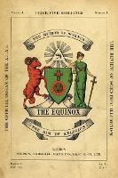 The Equinox: Keep Silence Edition, Vol. 1, No. 1 (Hardback)