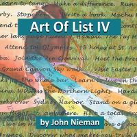 Art of Lists IV (Paperback)