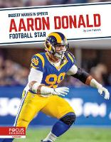 Biggest Names in Sports: Aaron Donald: Football Star (Paperback)