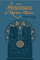 The Hunchback of Notre Dame - Word Cloud Classics (Paperback)