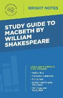 Study Guide to Macbeth by William Shakespeare