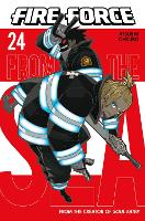 Fire Force 24 - Fire Force 24 (Paperback)
