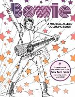 BOWIE: A Michael Allred Coloring Book (Paperback)