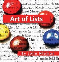 Art of Lists (Hardback)