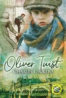 Oliver Twist (Large Print, Annotated)