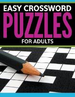 Easy Crossword Puzzles for Adults (Paperback)