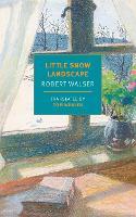 Little Snow Landscape (Paperback)