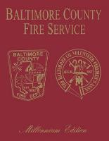 Baltimore Co, MD Fire: Millenium Edition (Paperback)