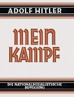 Mein Kampf - Deutsche Sprache - 1925 Ungek rzt: Original German Language Edition: My Struggle - My Battle (Paperback)