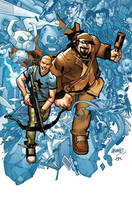 A&A: The Adventures of Archer & Armstrong Volume 1: In the Bag (Paperback)