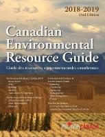 Canadian Environmental Resource Guide, 2018/19