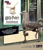 IncrediBuilds: Harry Potter: Buckbeak 3D Wood Model and Booklet - Incredibuilds