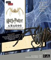 IncrediBuilds: Harry Potter: Aragog 3D Wood Model and Booklet - Incredibuilds