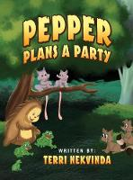 Pepper Plans a Party (Hardback)