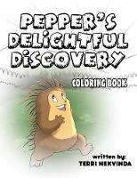 Pepper's Delightful Discovery Coloring Book (Paperback)