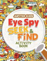 Eye Spy Seek & Find Activity Book (Paperback)