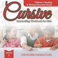 Cursive Handwriting Workbook for Kids Grade 1: Children's Reading & Writing Education Books (Paperback)