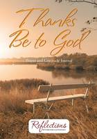 Thanks Be to God Prayer and Gratitude Journal (Paperback)