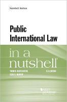 Public International Law in a Nutshell - Nutshell Series (Paperback)