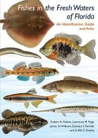 Fishes in the Freshwaters of Florida (Hardback)