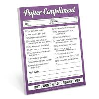 Knock Knock Paper Compliment Nifty Note