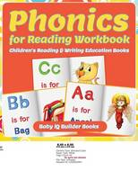 Phonics for Reading Workbook: Children's Reading & Writing Education Books (Paperback)