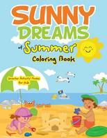 Sunny Dreams of Summer Coloring Book (Paperback)