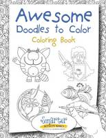 Awesome Doodles to Color, Coloring Book (Paperback)