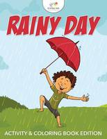 Rainy Day Activity & Coloring Book Edition (Paperback)
