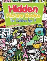 Hidden Picture Books for Children Age 3 (Paperback)