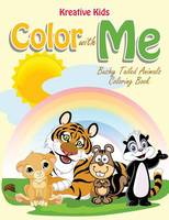 Color with Me: Bushy Tailed Animals Coloring Book (Paperback)
