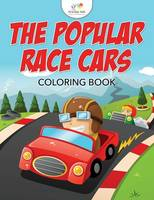 The Popular Race Cars Coloring Book (Paperback)