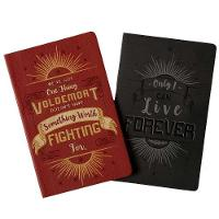 Harry Potter: Character Notebook Collection (Set of 2)