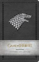 Game of Thrones: House Stark Ruled Notebook