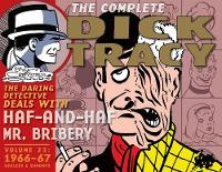 Complete Chester Gould's Dick Tracy Volume 23 - Dick Tracy 23 (Hardback)
