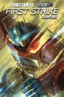 Transformers/G.I. Joe First Strike - Champions