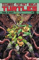 Teenage Mutant Ninja Turtles Volume 18 Trial Of Krang (Paperback)